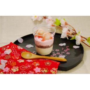 凍-日本草莓芭菲90g