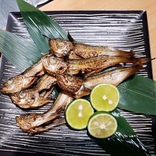 *日本薄咸香鱩魚一夜干SANDFISH (HATA HATA) (180g/盤 x 20/箱) (FS054E)