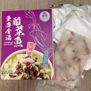 重慶金湯酸菜魚 600g (IEFS33)