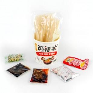重慶辛逸正宗手工紅薯酸辣粉213g/杯(IEN12BA)