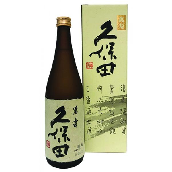 *日本久保田萬壽 純米大吟釀720ml (JPW09-720B)