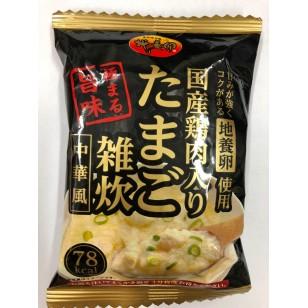 日本國產雞蛋粥(內含雞肉) 20.2g/包(JP0103/902635)