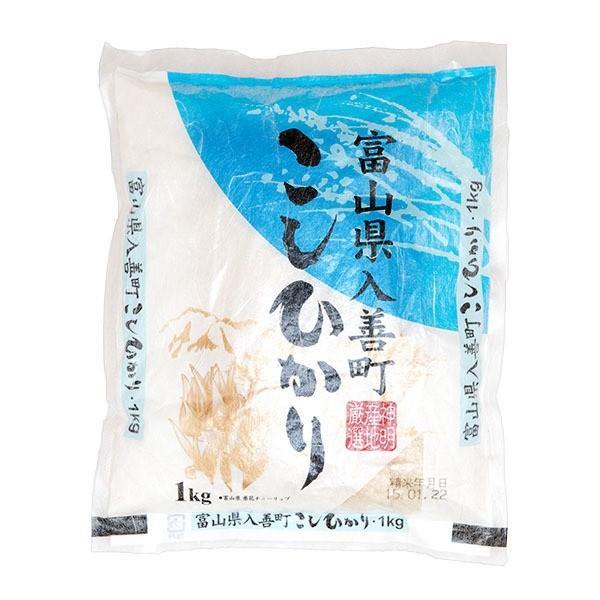 日本神明越光米 (富山縣產) 1kg (JPR1601)