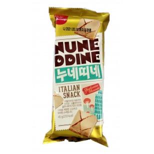 韓國-三立意式焦糖牛奶千層酥餅乾 45g x 30/箱(原箱出貨) (JPR8737A)