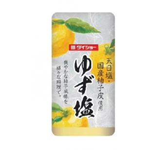 日本Daisho柚子鹽 80g/支(JPS1105A)