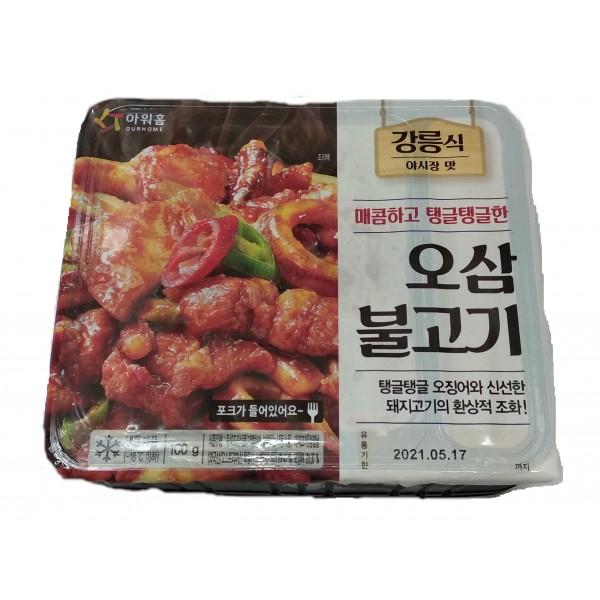 韓國魷魚五花肉 160g (MBD7689)