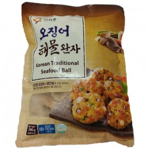 韓國魷魚海鮮煎肉丸 300g (MBD8207)