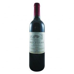 Chateau Bellegrave 2016 (France)(WRBE16)