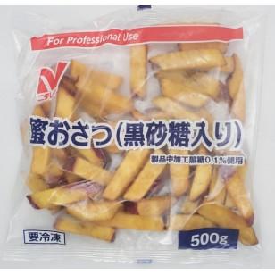 日本黑糖蕃薯條500g