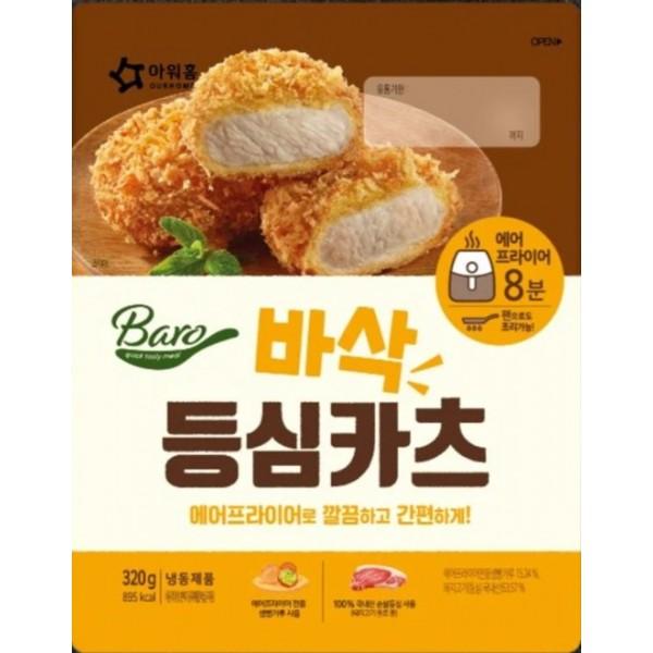 韓國Ourhome一口炸豬扒320g